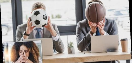 Ban men from sports banter in the office? That's sexist!