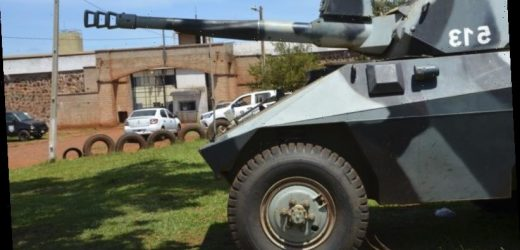 Mass escape in tunnel jailbreak at Paraguayan prison