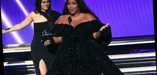 Lizzo's Grammys Win Had A Beyoncé Tribute You Definitely Missed