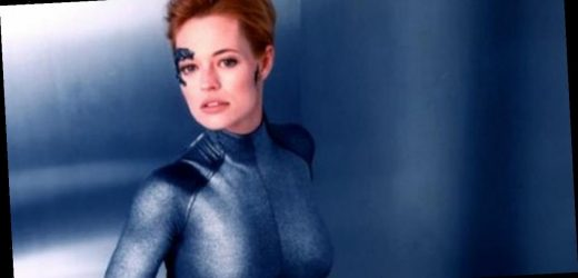 Star Trek babe Jeri Ryan leaves This Morning fans stunned with 'ageless' beauty
