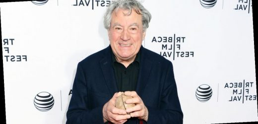 Terry Jones robbed of everything by rare dementia which took away his speech
