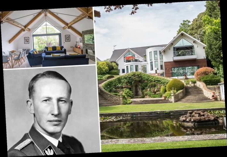 Luxury country house where Allies plotted assassination of Hitler's henchman on sale for £1.5m – The Sun