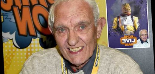 Alan Harris dead – Brit Star Wars actor who played bounty hunter Bossk passes away at 81 – The Sun