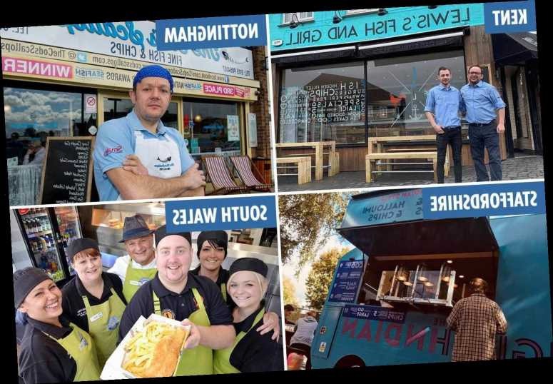 Britain's 15 best fish and chip shops revealed – does YOUR local make the cut? – The Sun