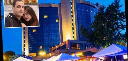 British dad 'battered toddler daughter to death' inside five-star Kazakhstan hotel – The Sun