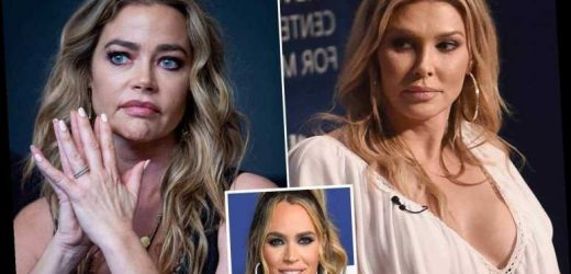 Teddi Mellencamp predicts major drama on RHOBH as Denise rumors are 'very small portion' of what's going on – The Sun