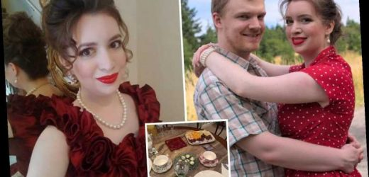 Woman quits job to lay out husband's clothes everyday & make him packed lunch because 'men should be spoilt by wives' – The Sun
