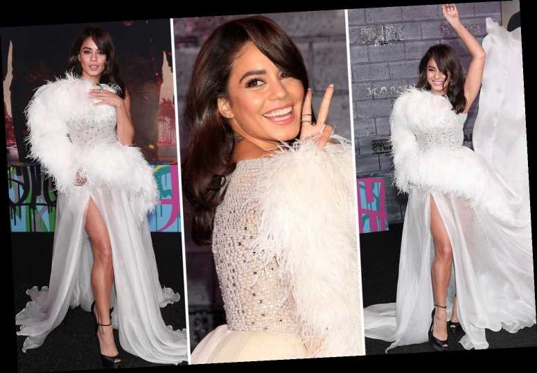 Vanessa Hudgens looks incredible at Bad Boys For Life premiere following split from Austin Butler – The Sun