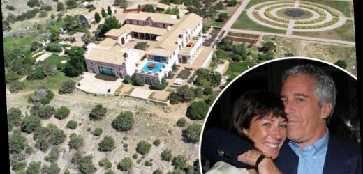 Jeffrey Epstein and Ghislaine Maxwell 'held weird dinner party sex games at his New Mexico ranch' – The Sun