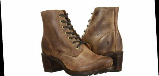 There's a Major Sale on Frye Boots at Zappos Right Now
