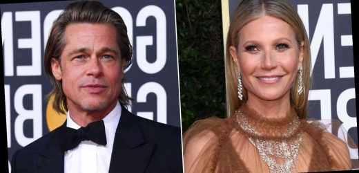 Gwyneth Paltrow Reveals Exactly Where She Stands With Ex Brad Pitt Today