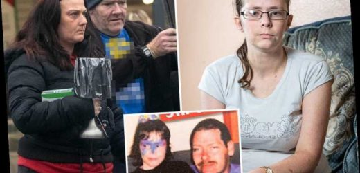 Karen Matthews and her paedo fiance are 'match made in heaven' says woman he abused as child