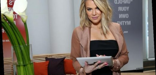 Fans Are Obsessed With Khloé Kardashian's Hilarious Video of Daughter True Doing a Cartwheel