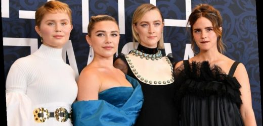 'Little Women' Cast and Crew Members, Including Florence Pugh and Saoirse Ronan, Earn Well-Deserved Oscar Nominations