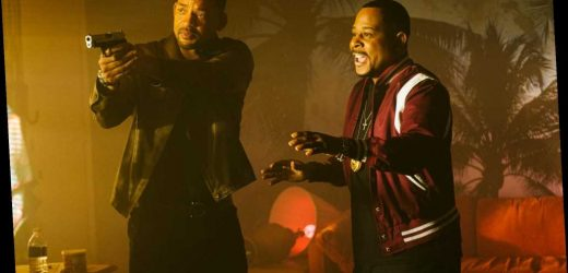 'Bad Boys for Life' Drives a Jolly January at the Box Office