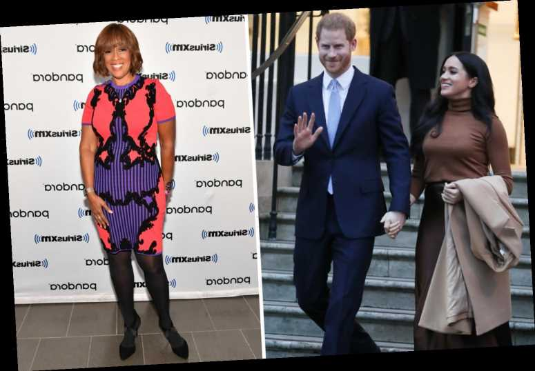 Meghan Markle and Prince Harry 'agree to tell-all interview in US with CBS host and pal Gayle King' – The Sun