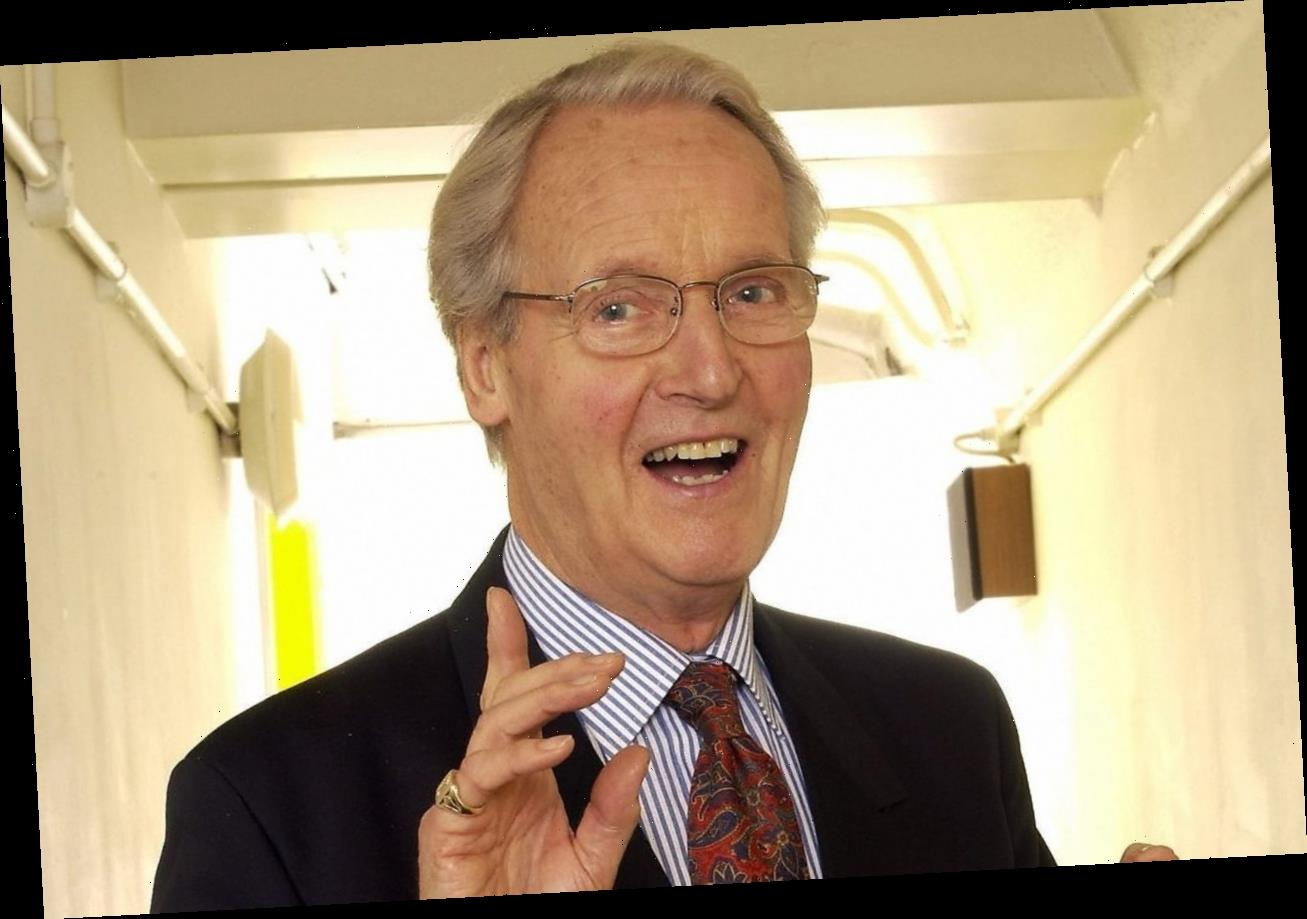 Nicholas Parsons' death casts shadow over NTAs as stars pay tribute to broadcasting icon