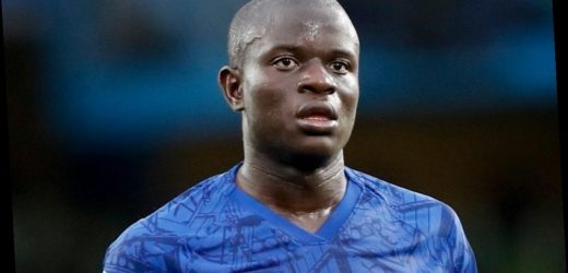 N'Golo Kante left OUT of Chelsea squad against Burnley after French star picks up injury in training – The Sun