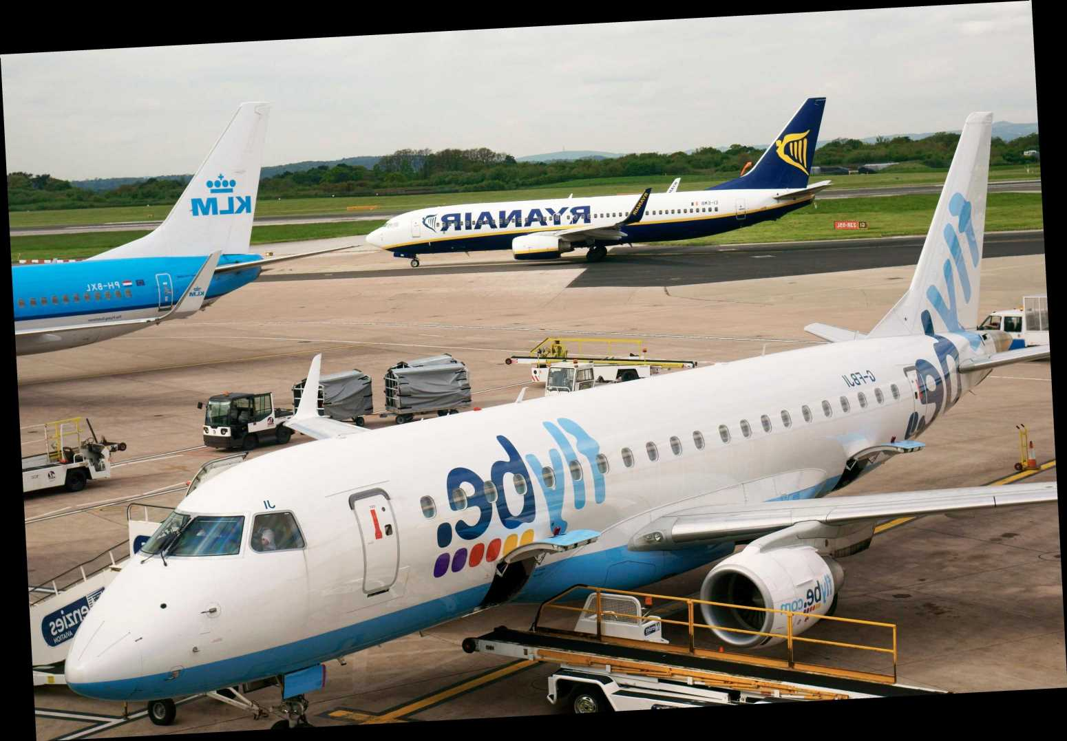 Flybe could get £100 million government bailout as airline on brink of collapse – The Sun