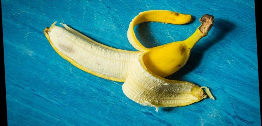 Doctors urge men to stop using banana peelings to pleasure themselves – or risk rashes and painful sores – The Sun