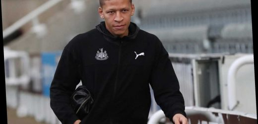 Newcastle offer striker Dwight Gayle on free loan to Championship sides – but 'want £20million if club are promoted' – The Sun