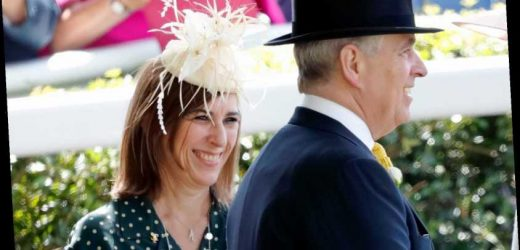 Prince Andrew's private secretary 'paid tens of thousands of pounds' to quit amid Epstein scandal