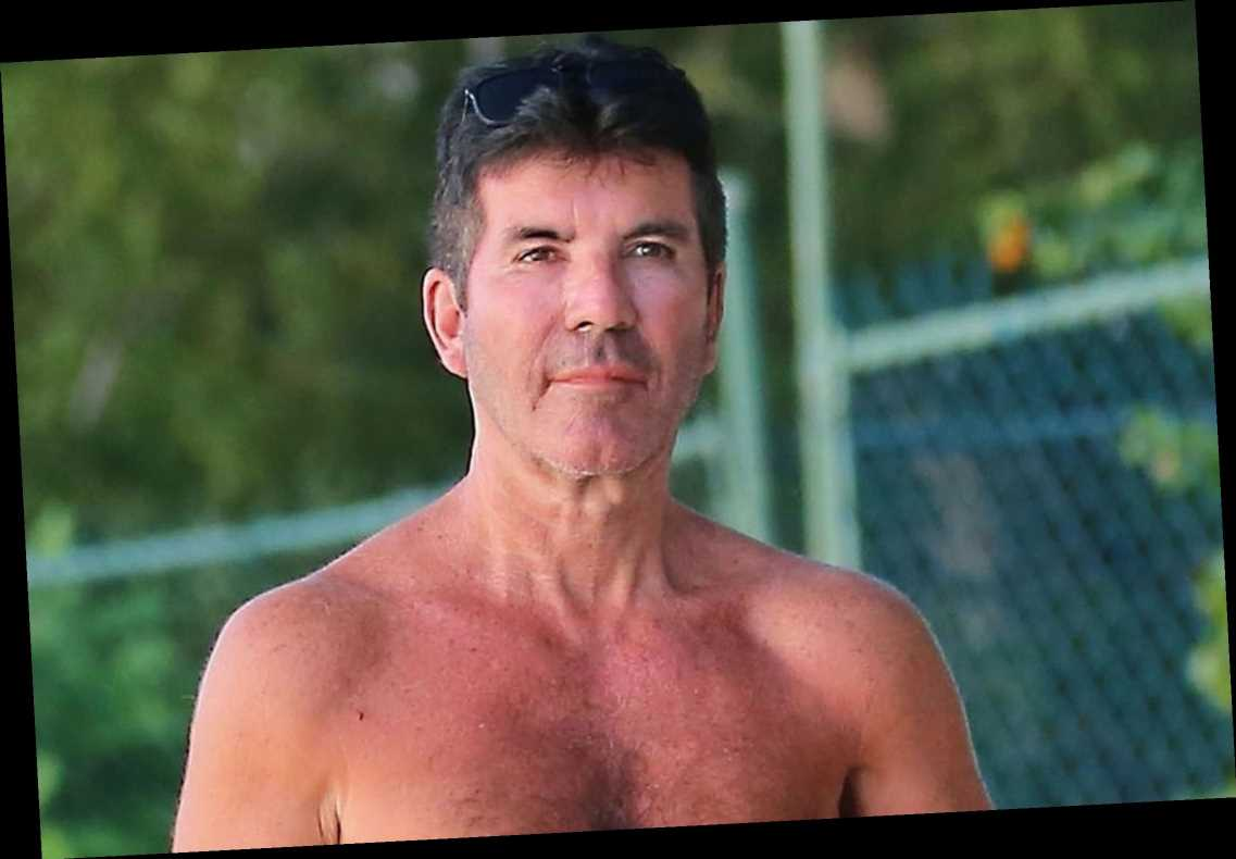 Simon Cowell looks refreshed on relaxing Barbados holiday as he shows off weight loss – The Sun