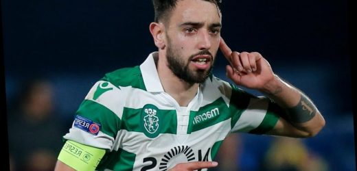 Bruno Fernandes 'desperate' for Man Utd transfer but still included in Sporting squad for League Cup semi-final – The Sun