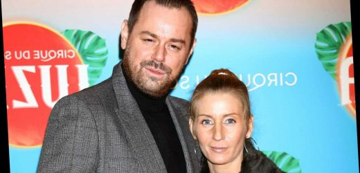EastEnders' Danny Dyer and wife Jo Mas to renew wedding vows this year after she says he 'humiliated her' – The Sun