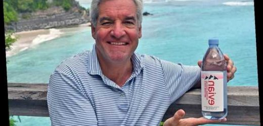Fyre Festival's Andy King cashes in on his offer of oral sex for water with bizarre Evian ad – The Sun
