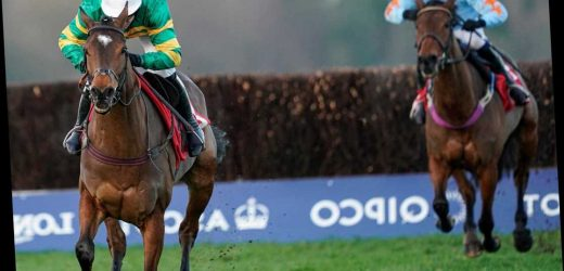 Defi Du Seuil all class as he downs Un De Sceaux in Ascot's Clarence House and goes clear Champion Chase favourite