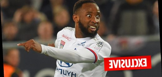 Chelsea refuse to give up on Moussa Dembele as they re-open Lyon talks over £45m transfer if they miss out on Cavani – The Sun