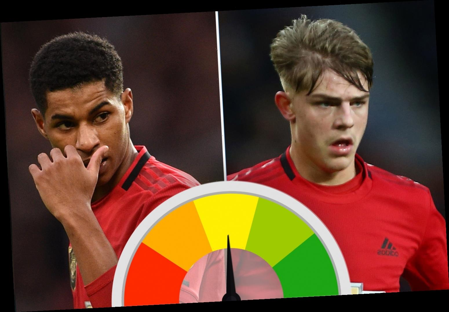 Man Utd ratings: Brandon Williams has to be first-choice left back and Rashford is having his best season – The Sun