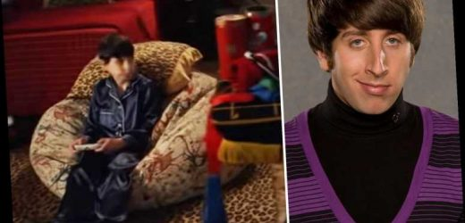 The Big Bang Theory fans spot ANOTHER plot hole in Howard Wolowitz's childhood in bedroom flashback – The Sun