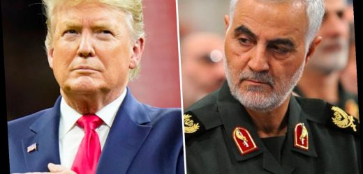 Iran reveals plan to file TERRORISM case against 'criminal' Donald Trump at The Hague over Qasem Soleimani killing – The Sun