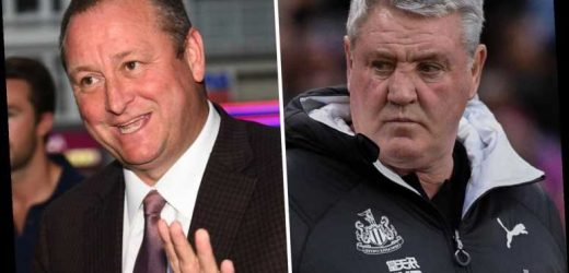 Newcastle boss Bruce to meet with Mike Ashley to finalise transfer shortlist with just £20m to spend in January – The Sun