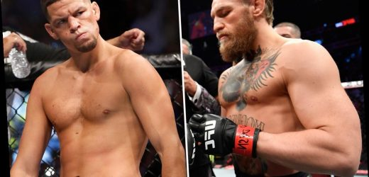 Nate Diaz takes aim at Conor McGregor and Jorge Masvidal after Notorious KOs Donald 'Cowboy' Cerrone – The Sun