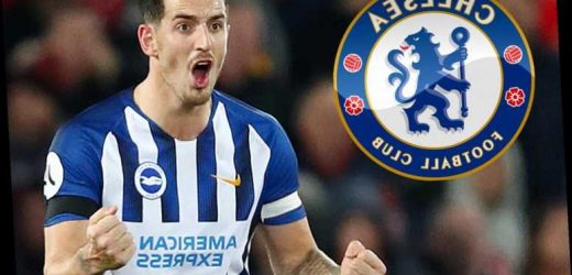 Chelsea told they will have to 'pay £50MILLION' if they want Brighton defender Lewis Dunk – The Sun