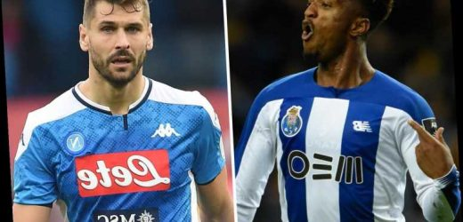 Tottenham looking at Fernando Llorente and Ze Luis after pulling out of £28m transfer for AC Milan star Piatek – The Sun