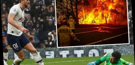 Brighton keeper Mat Ryan vows to donate £263 for every Premier League save this weekend to Australia bushfire charity – The Sun