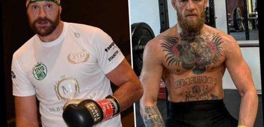 Tyson Fury confirms he will begin training with Conor McGregor 'soon' ahead of sensational MMA switch – The Sun