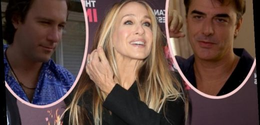 Team Aidan Or Team Big?? Sarah Jessica Parker Answers The Ultimate 'Sex And The City' Question!