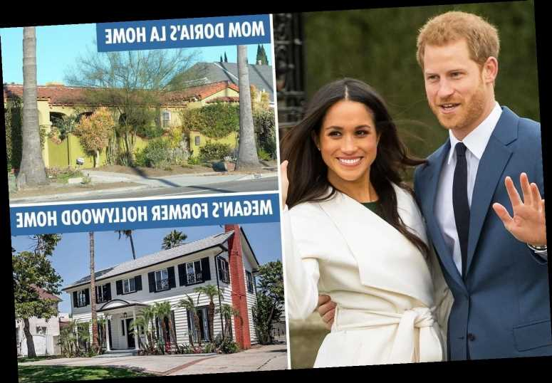 Meghan Markle and Prince Harry want to eventually settle in LA – but only once Trump's presidency ends, pals say – The Sun