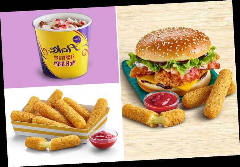McDonald's is adding FOUR new menu items this week including a BBQ chicken burger – The Sun