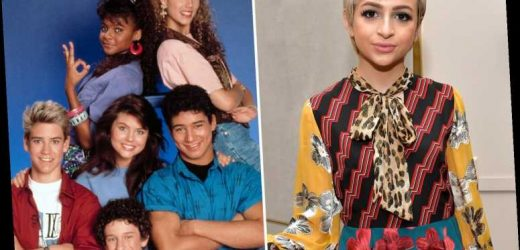 Saved by the Bell reboot casts leading lady – a 'beautiful, sharp-tongued cheerleader'
