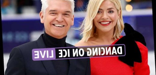 Dancing On Ice LIVE: Love Island's Maura amongst remaining celebrities to take to the ice tonight