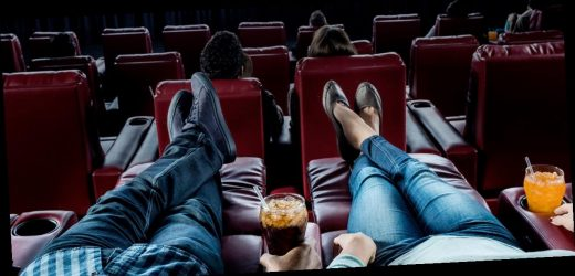 Seeing Movies in Theaters is Exercise Now, According to Science