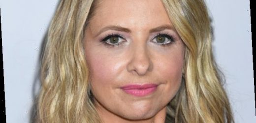 Sarah Michelle Gellar's One-of-a-Kind Pajamas Will Give You All the Feels