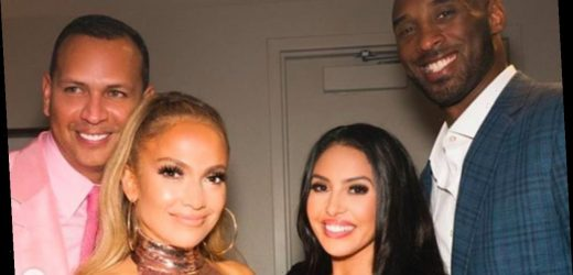 Jennifer Lopez and Alex Rodriguez share personal memories of friendship with Kobe Bryant in heartfelt tributes on social media