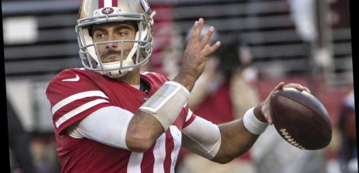 What doubters are missing when it comes to 49ers' Jimmy Garoppolo